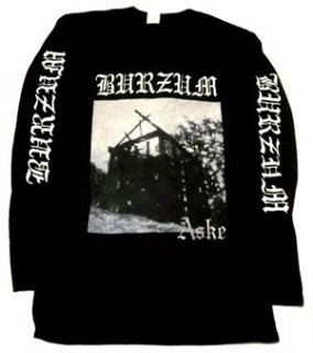 BURZUM「ASKE」ロングスリーブシャツ<img class='new_mark_img2' src='//img.shop-pro.jp/img/new/icons11.gif' style='border:none;display:inline;margin:0px;padding:0px;width:auto;' />