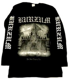 BURZUM「Det Som Engang Var」ロングスリーブシャツ<img class='new_mark_img2' src='//img.shop-pro.jp/img/new/icons11.gif' style='border:none;display:inline;margin:0px;padding:0px;width:auto;' />