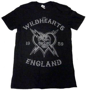 THE WILDHEARTS「ENGLAND」Tシャツ<img class='new_mark_img2' src='//img.shop-pro.jp/img/new/icons11.gif' style='border:none;display:inline;margin:0px;padding:0px;width:auto;' />