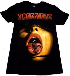 SCORPIONS「SCORPION TONGUE」Tシャツ<img class='new_mark_img2' src='//img.shop-pro.jp/img/new/icons11.gif' style='border:none;display:inline;margin:0px;padding:0px;width:auto;' />