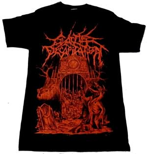 CATTLE DECAPITATION「REGRET AND THE GRAVE」Tシャツ<img class='new_mark_img2' src='//img.shop-pro.jp/img/new/icons11.gif' style='border:none;display:inline;margin:0px;padding:0px;width:auto;' />