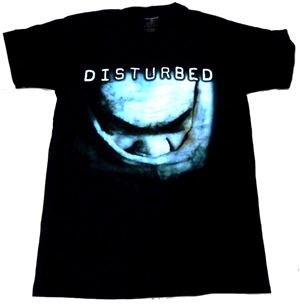 DISTURBED「SICKNESS」Tシャツ<img class='new_mark_img2' src='//img.shop-pro.jp/img/new/icons11.gif' style='border:none;display:inline;margin:0px;padding:0px;width:auto;' />