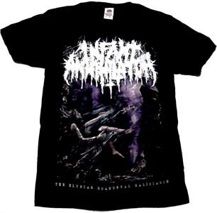 INFANT ANNIHILATOR「The Elysian Grandeval Galeriarch」Tシャツ<img class='new_mark_img2' src='//img.shop-pro.jp/img/new/icons11.gif' style='border:none;display:inline;margin:0px;padding:0px;width:auto;' />