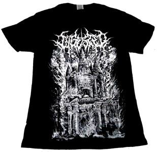 INGESTED「SLAM METAL」Tシャツ<img class='new_mark_img2' src='//img.shop-pro.jp/img/new/icons11.gif' style='border:none;display:inline;margin:0px;padding:0px;width:auto;' />
