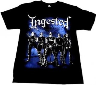 INGESTED「IMMORTAL」Tシャツ<img class='new_mark_img2' src='//img.shop-pro.jp/img/new/icons11.gif' style='border:none;display:inline;margin:0px;padding:0px;width:auto;' />