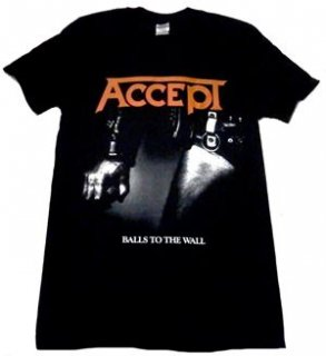 ACCEPT「BALLS TO THE WALL」Tシャツ<img class='new_mark_img2' src='//img.shop-pro.jp/img/new/icons11.gif' style='border:none;display:inline;margin:0px;padding:0px;width:auto;' />