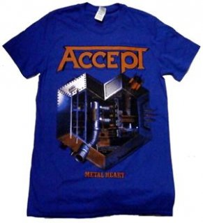 ACCEPT「METAL HEART PURPLE」Tシャツ<img class='new_mark_img2' src='//img.shop-pro.jp/img/new/icons11.gif' style='border:none;display:inline;margin:0px;padding:0px;width:auto;' />