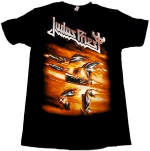 JUDAS PRIEST「FIRE POWER」Tシャツ<img class='new_mark_img2' src='//img.shop-pro.jp/img/new/icons11.gif' style='border:none;display:inline;margin:0px;padding:0px;width:auto;' />