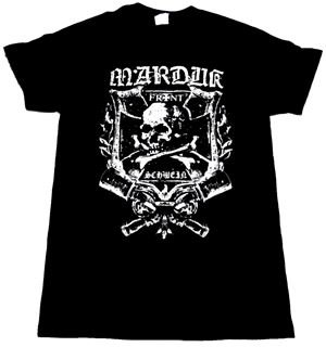 MARDUK「FRONTSHWEIN SHIELD」Tシャツ<img class='new_mark_img2' src='//img.shop-pro.jp/img/new/icons11.gif' style='border:none;display:inline;margin:0px;padding:0px;width:auto;' />