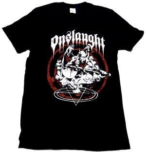 ONSLAUGHT「POWER FROM HELL」Tシャツ<img class='new_mark_img2' src='//img.shop-pro.jp/img/new/icons11.gif' style='border:none;display:inline;margin:0px;padding:0px;width:auto;' />