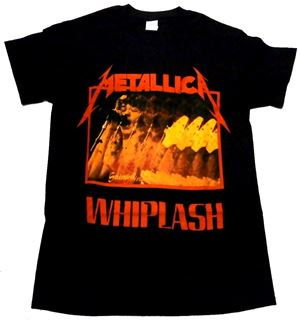 METALLICA「WHIPLASH」Tシャツ<img class='new_mark_img2' src='//img.shop-pro.jp/img/new/icons11.gif' style='border:none;display:inline;margin:0px;padding:0px;width:auto;' />