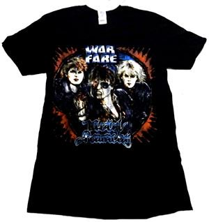 WARFARE「METAL ANARCHY ALBUM」Tシャツ<img class='new_mark_img2' src='//img.shop-pro.jp/img/new/icons11.gif' style='border:none;display:inline;margin:0px;padding:0px;width:auto;' />