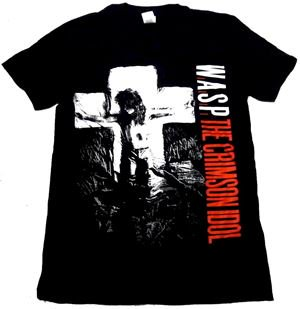 W.A.S.P「THE CRIMSON IDOL」Tシャツ<img class='new_mark_img2' src='//img.shop-pro.jp/img/new/icons11.gif' style='border:none;display:inline;margin:0px;padding:0px;width:auto;' />