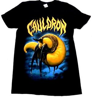 CAULDRON「NO GODS」Tシャツ<img class='new_mark_img2' src='//img.shop-pro.jp/img/new/icons11.gif' style='border:none;display:inline;margin:0px;padding:0px;width:auto;' />