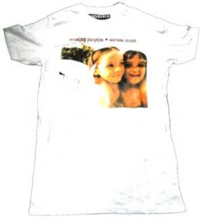 SMASHING PUMPKINS「SIAMESE DREAMS WHITE」Tシャツ<img class='new_mark_img2' src='//img.shop-pro.jp/img/new/icons11.gif' style='border:none;display:inline;margin:0px;padding:0px;width:auto;' />