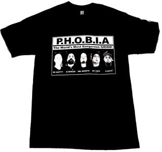 PHOBIA「N.W.A」Tシャツ<img class='new_mark_img2' src='//img.shop-pro.jp/img/new/icons11.gif' style='border:none;display:inline;margin:0px;padding:0px;width:auto;' />