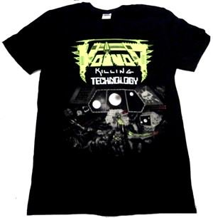 VOIVOD「KILLING TECHNOLOGY」Tシャツ<img class='new_mark_img2' src='//img.shop-pro.jp/img/new/icons11.gif' style='border:none;display:inline;margin:0px;padding:0px;width:auto;' />
