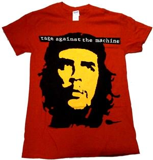 RAGE AGAINST THE MACHINE「CHE RED」Tシャツ<img class='new_mark_img2' src='//img.shop-pro.jp/img/new/icons11.gif' style='border:none;display:inline;margin:0px;padding:0px;width:auto;' />