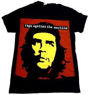RAGE AGAINST THE MACHINE「CHE BLACK」Tシャツ<img class='new_mark_img2' src='//img.shop-pro.jp/img/new/icons11.gif' style='border:none;display:inline;margin:0px;padding:0px;width:auto;' />