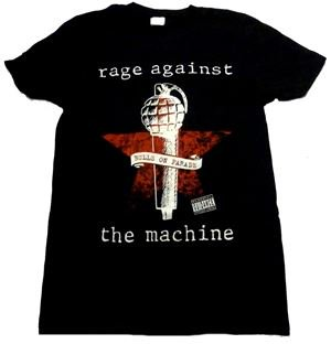 RAGE AGAINST THE MACHINE「BULLS ON PARADE」Tシャツ<img class='new_mark_img2' src='//img.shop-pro.jp/img/new/icons11.gif' style='border:none;display:inline;margin:0px;padding:0px;width:auto;' />