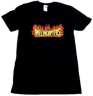 THE HELLACOPTERS「FLAMES」Tシャツ<img class='new_mark_img2' src='//img.shop-pro.jp/img/new/icons11.gif' style='border:none;display:inline;margin:0px;padding:0px;width:auto;' />