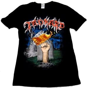 TANKARD「DIE WITH A BEER」Tシャツ<img class='new_mark_img2' src='//img.shop-pro.jp/img/new/icons11.gif' style='border:none;display:inline;margin:0px;padding:0px;width:auto;' />