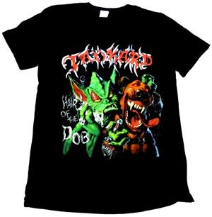 TANKARD「HAIR OF THE DOG」Tシャツ<img class='new_mark_img2' src='//img.shop-pro.jp/img/new/icons11.gif' style='border:none;display:inline;margin:0px;padding:0px;width:auto;' />