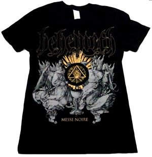 BEHEMOTH「MESSE NOIRE」Tシャツ<img class='new_mark_img2' src='//img.shop-pro.jp/img/new/icons11.gif' style='border:none;display:inline;margin:0px;padding:0px;width:auto;' />