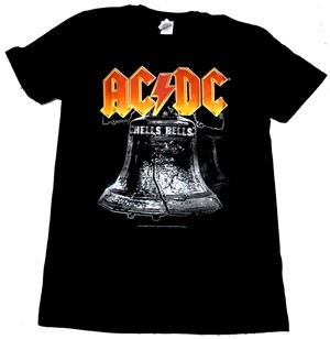 AC/DC「HELLS BELLS」Tシャツ<img class='new_mark_img2' src='//img.shop-pro.jp/img/new/icons11.gif' style='border:none;display:inline;margin:0px;padding:0px;width:auto;' />