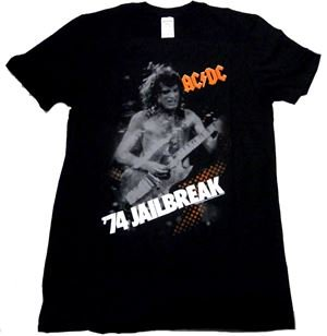 AC/DC「JAILBREAK」Tシャツ<img class='new_mark_img2' src='//img.shop-pro.jp/img/new/icons11.gif' style='border:none;display:inline;margin:0px;padding:0px;width:auto;' />