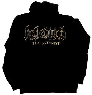 BEHEMOTH「THE SATANIST」プルオーバーパーカー<img class='new_mark_img2' src='//img.shop-pro.jp/img/new/icons11.gif' style='border:none;display:inline;margin:0px;padding:0px;width:auto;' />