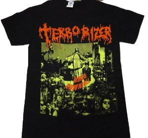 TERRORIZER「WORLD DOWNFALL」Tシャツ