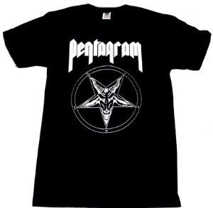 PENTAGRAM「LOGO」Tシャツ<img class='new_mark_img2' src='//img.shop-pro.jp/img/new/icons52.gif' style='border:none;display:inline;margin:0px;padding:0px;width:auto;' />