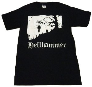 HELLHAMMER「HANG」Tシャツ
