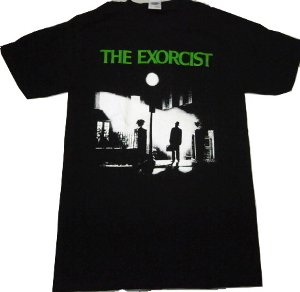 EXORCIST,THE「#1」Tシャツ<img class='new_mark_img2' src='//img.shop-pro.jp/img/new/icons52.gif' style='border:none;display:inline;margin:0px;padding:0px;width:auto;' />