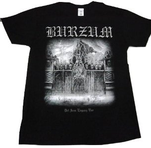 BURZUM「Det Som Engang Var」Tシャツ<img class='new_mark_img2' src='//img.shop-pro.jp/img/new/icons52.gif' style='border:none;display:inline;margin:0px;padding:0px;width:auto;' />
