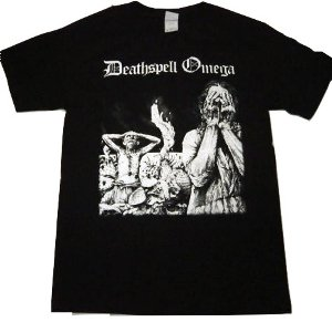 Deathspell Omega「Drought」Tシャツ<img class='new_mark_img2' src='//img.shop-pro.jp/img/new/icons52.gif' style='border:none;display:inline;margin:0px;padding:0px;width:auto;' />