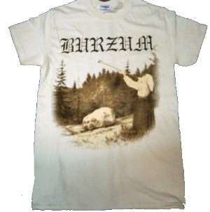 BURZUM「FILOSOFEM」Tシャツ<img class='new_mark_img2' src='//img.shop-pro.jp/img/new/icons52.gif' style='border:none;display:inline;margin:0px;padding:0px;width:auto;' />