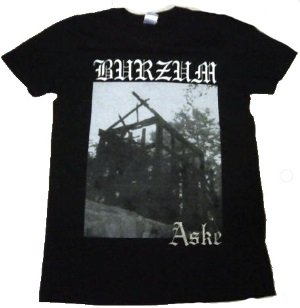 BURZUM「ASKE」Tシャツ<img class='new_mark_img2' src='//img.shop-pro.jp/img/new/icons52.gif' style='border:none;display:inline;margin:0px;padding:0px;width:auto;' />