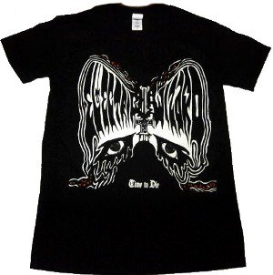 ELECTRIC WIZARD「TIME TO DIE」Tシャツ<img class='new_mark_img2' src='//img.shop-pro.jp/img/new/icons52.gif' style='border:none;display:inline;margin:0px;padding:0px;width:auto;' />