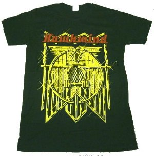 HAWKWIND「DREMI-GREEN」Tシャツ<img class='new_mark_img2' src='//img.shop-pro.jp/img/new/icons52.gif' style='border:none;display:inline;margin:0px;padding:0px;width:auto;' />