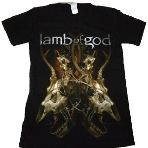 LAMB OF GOD「TANGLED BONES」Tシャツ<img class='new_mark_img2' src='//img.shop-pro.jp/img/new/icons52.gif' style='border:none;display:inline;margin:0px;padding:0px;width:auto;' />