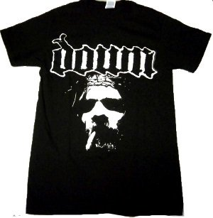 DOWN「FACE」Tシャツ<img class='new_mark_img2' src='//img.shop-pro.jp/img/new/icons52.gif' style='border:none;display:inline;margin:0px;padding:0px;width:auto;' />