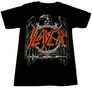 SLAYER「EAGLE」Tシャツ<img class='new_mark_img2' src='//img.shop-pro.jp/img/new/icons52.gif' style='border:none;display:inline;margin:0px;padding:0px;width:auto;' />