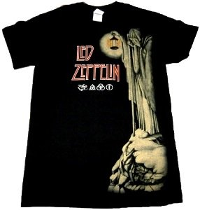 LED ZEPPELIN「HERMIT」Tシャツ