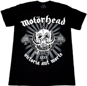 MOTORHEAD「40th ANNIVERSARY」Tシャツ<img class='new_mark_img2' src='//img.shop-pro.jp/img/new/icons34.gif' style='border:none;display:inline;margin:0px;padding:0px;width:auto;' />