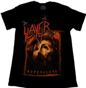 SLAYER「REPENTLESS」Tシャツ