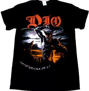 DIO「HOLY DIVER」Tシャツ<img class='new_mark_img2' src='//img.shop-pro.jp/img/new/icons52.gif' style='border:none;display:inline;margin:0px;padding:0px;width:auto;' />