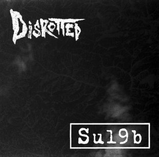 DISROTTED/Su19b SPLIT CD