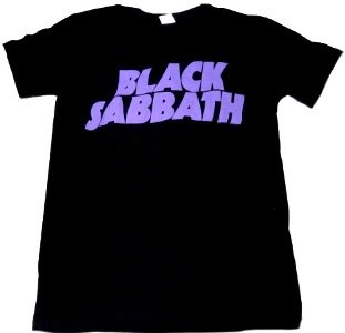BLACK SABBATH「LOGO」Tシャツ<img class='new_mark_img2' src='//img.shop-pro.jp/img/new/icons52.gif' style='border:none;display:inline;margin:0px;padding:0px;width:auto;' />